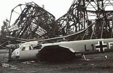 German ac damaged by Malta attacks